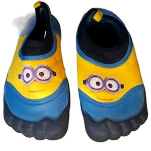 Minion Water Shoes